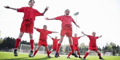 """Kinder-Fitness: Eltern in der """"Gluckenfalle"""""""