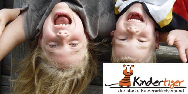 Kindertiger - Österreichs neuester Kinderartikelversand
