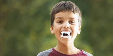 So bleiben Kinder-Zähne zu Halloween gesund