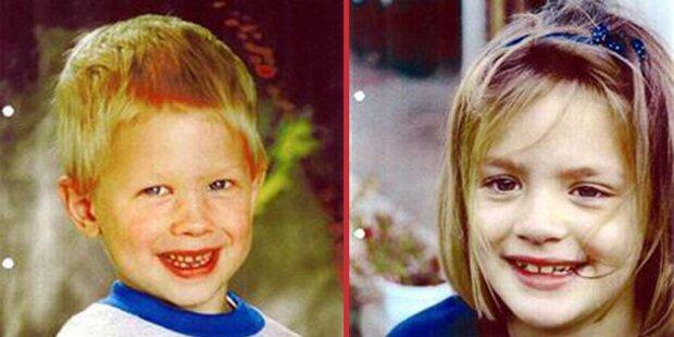 Entführte Kinder nach 9 Jahren aufgetaucht