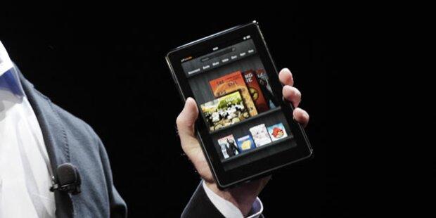 Amazon soll sechs neue Tablets bringen