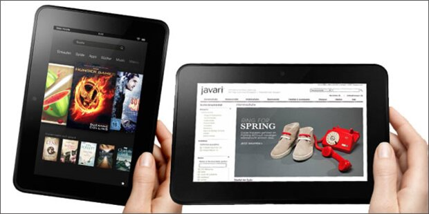 Amazon bringt Tablet um 45 Euro