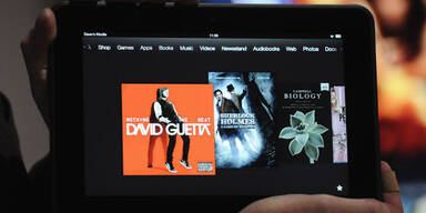 Kindle Fire HD ist ein totaler Bestseller