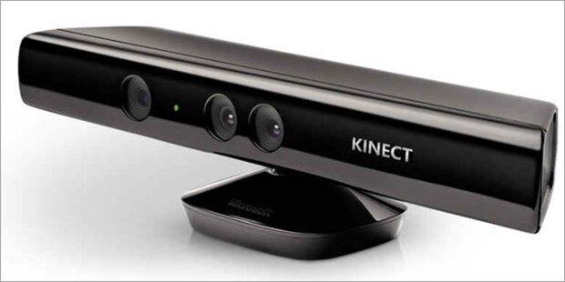 Microsoft veröffentlicht Kinect für Windows