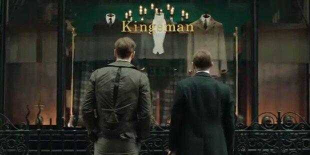 Trailer zu 'The King's Man' ist da
