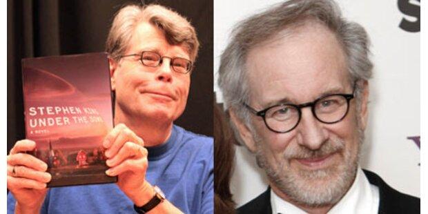 Spielberg und King drehen TV-Serie