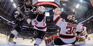 Kings vor erstem Stanley-Cup-Gewinn