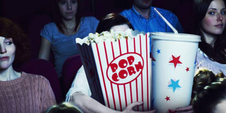 Traurige Filme sind Dickmacher