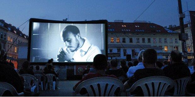 Open-Air-Kinos und Filmfestivals in Tirol
