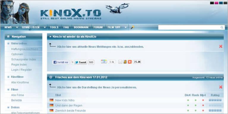 Screenshot Urheberrecht