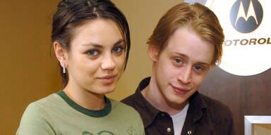 Macaulay Culkin; Mila Kunis