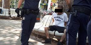 Kippa-Träger auf offener Straße attackiert