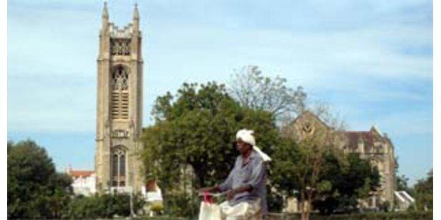 Hindus zerstörten zu Weihnachten über zehn Kirchen