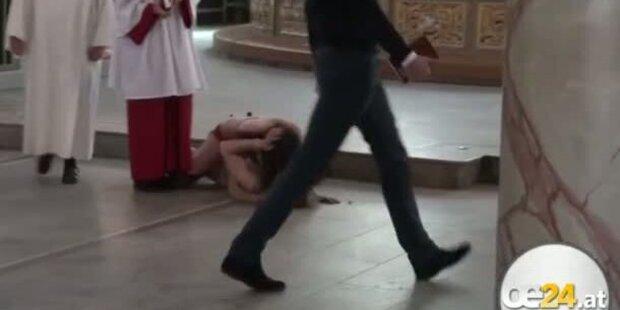 Umweltaktivisten: Sex in der Kirche