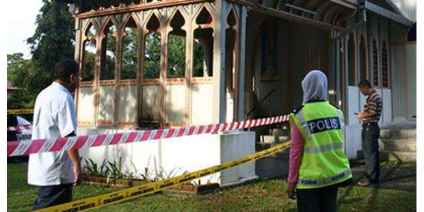 Nächster Anschlag auf Kirche in Malaysia