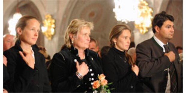 Trauergottesdienst für Jörg Haider in Klagenfurt