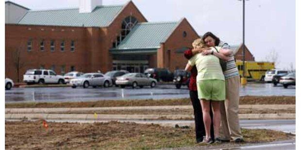 Pastor in den USA in Kirche erschossen