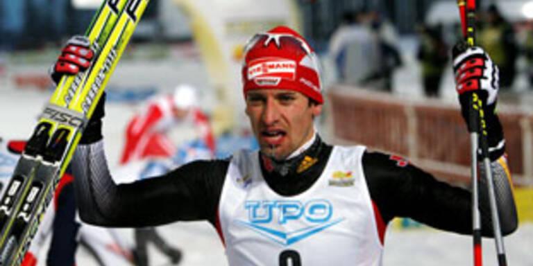 Deutscher Kircheisen siegte im Sprint in Kuusamo