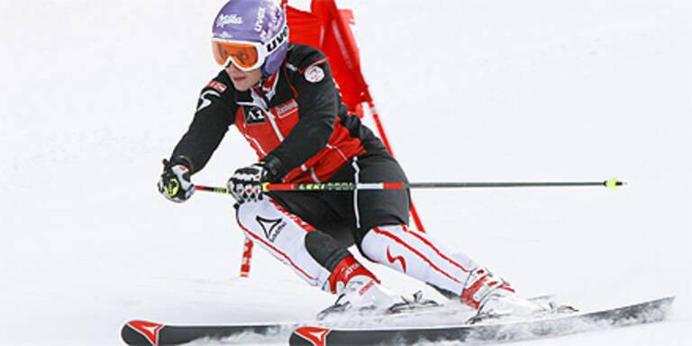 Kirchgasser vierte Slalom-Starterin