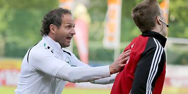 1 Monat Sperre für Tirol-Coach Kirchler