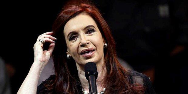 Kirchner gerät ins Visier der Justiz