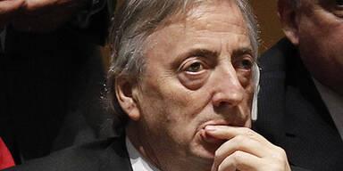 Argentiniens Ex- Präsident Kirchner tot