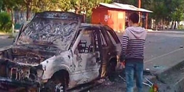 Unruhen in Kirgisien: Lage eskaliert