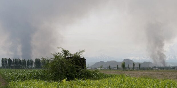 Keine russischen Truppen nach Kirgisien