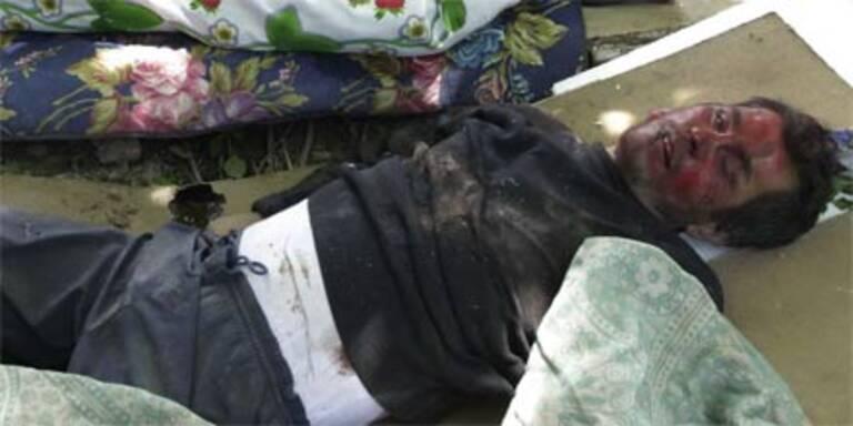 Usbeken sprechen von 700 Toten