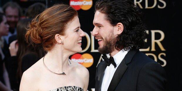 Game-of-Thrones-Stars haben sich verlobt