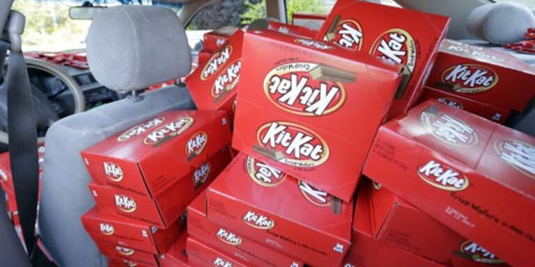 Nestlé streicht Zucker: Schoko-Fans unter Schock