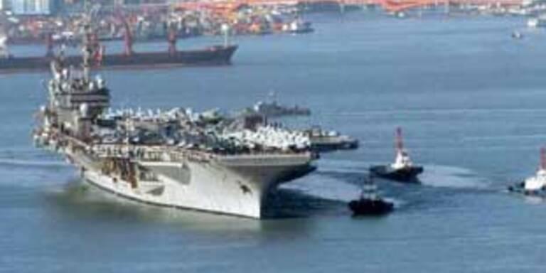 Peking ließ US-Flottenverband nicht einlaufen
