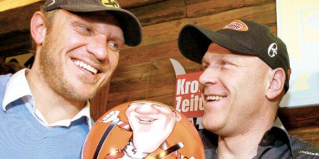 Kitzbühel: VIP- Reigen startet