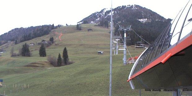 Jetzt zittern die Skigebiete
