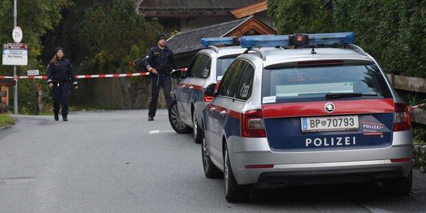 Kitzbühel-Killer ist jetzt in U-Haft