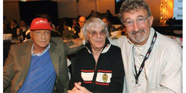 F1-Boss Ecclestone hat neue Freundin!