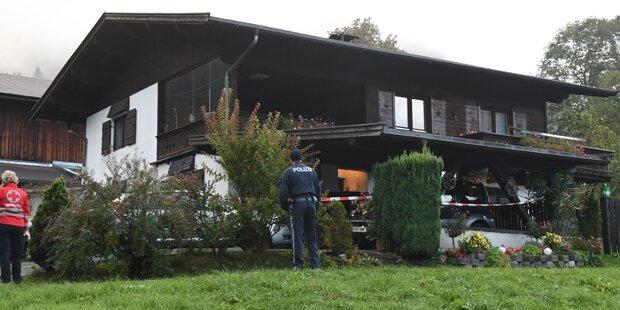 Fünffachmord in Kitzbühel: Opfer kaltblütig erschossen