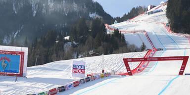 Kitzbühel-Abfahrt wegen Schlechtwetter abgesagt