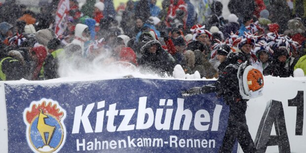 90.000 stürmen Kitzbühel