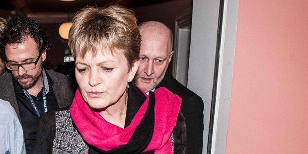 Dänische Ministerin tritt zurück