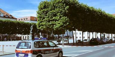 Bombenalarm in Klagenfurt