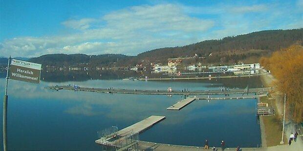 Nordföhn bringt Sonnenschein in Kärnten