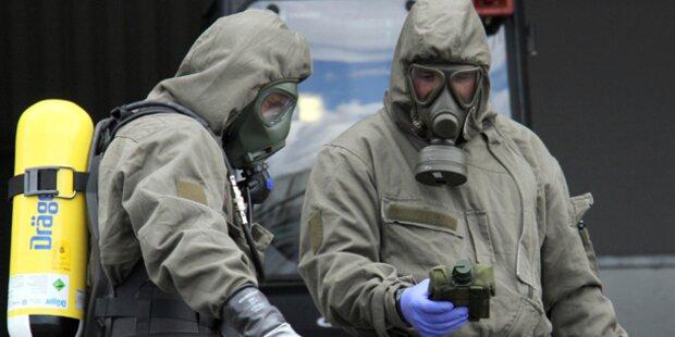 Klagenfurt: Gift-Bombe entdeckt