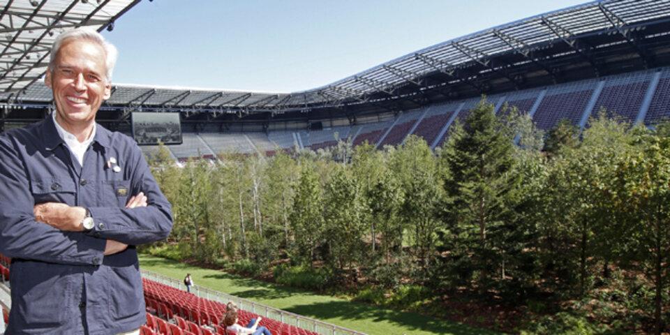 Worthersee Stadion Klagenfurt Wirbel Um Wald