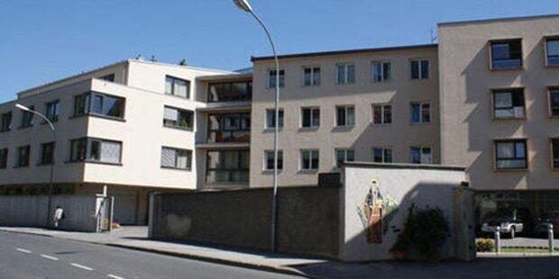 Brand in Altersheim: Mehrere Verletzte