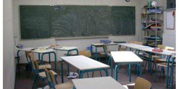 14-Jährige hatten Oralsex im Unterricht
