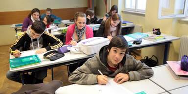 Physik-Unterricht in Graz mit dem Handy