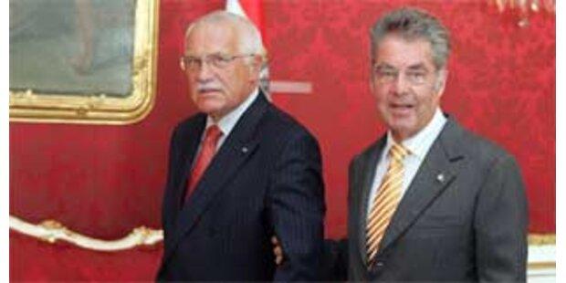 Tschechiens Präsident sieht europäische Lösung für Temelin