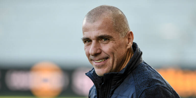 Mattersburg-Coach steht fest