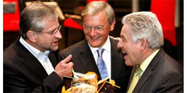 ÖVP im Kampf um die Homo-Ehe light